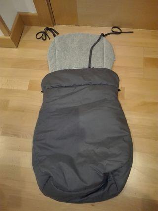 Saco-funda para silla de paseo de bebé