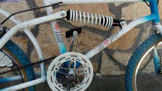 Bicicleta bmx rabasa derbi pannther mach 2