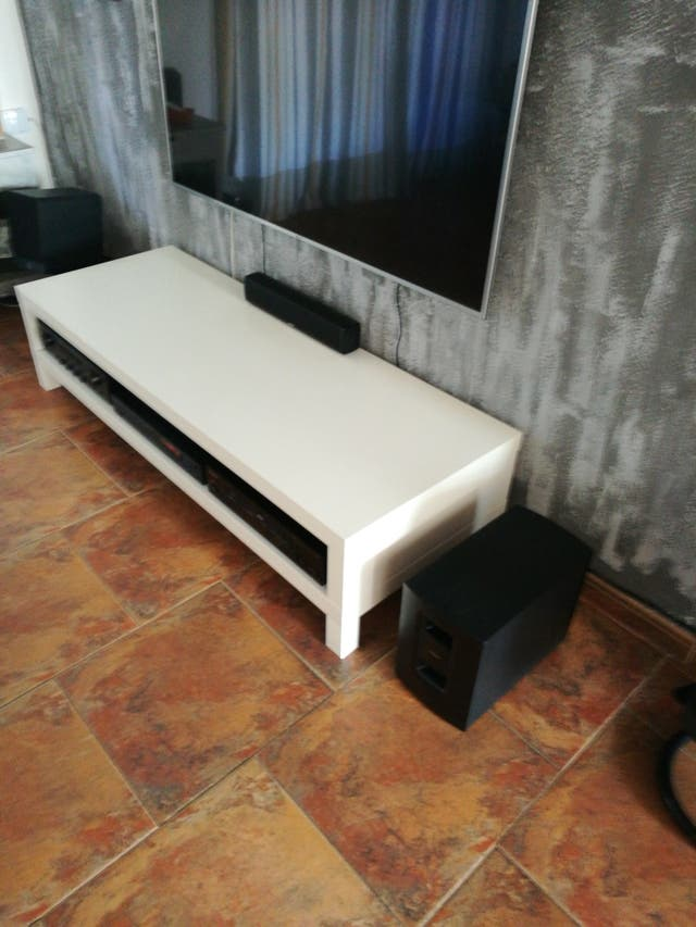 barra sonido bose cinemate 120 sound