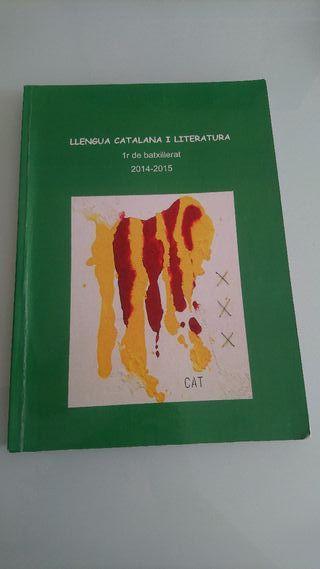 llibre català ies felanitx 1r batxillerat