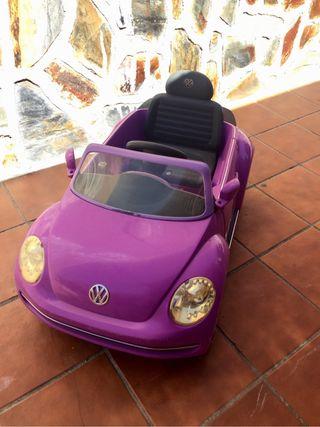 Volkswagen Beetle 6V - 2 pedales