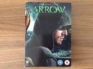 Arrow temporada 1 y 2