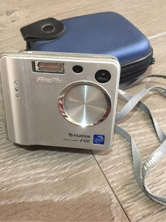 Camara de fotos fujifilm f410