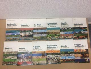 Libros guias de viaje España