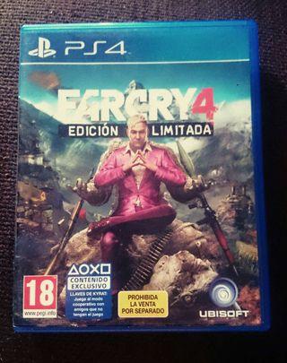 Juego Farcry 4 PS4 Far Cry