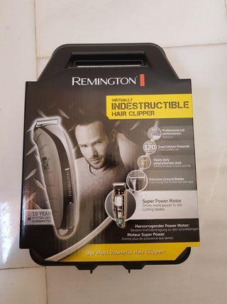 maquinilla afeitar remington indestructible hair