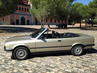 BMW 320 cabrio E30