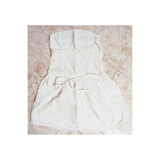 Vestido verano blanco de Pinkie (M)