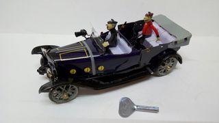 coche de cuerda paya