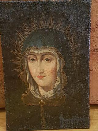 Virgen Siglo XVII