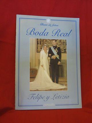 Album boda real