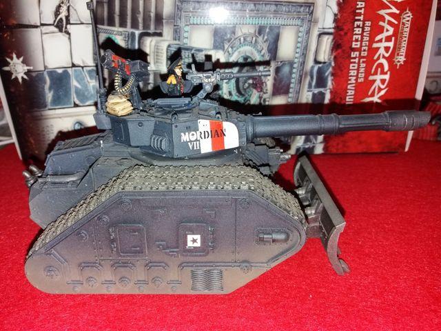 leman russ Vanquiser warhammer guardia imperial