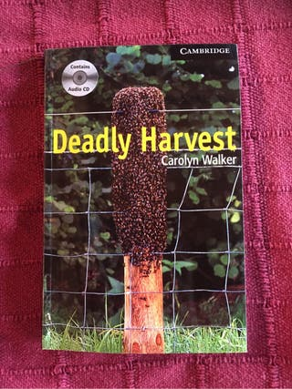 Libro ingles deadly harvest