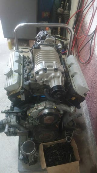 Motor GM 3800 Sobrealimentado