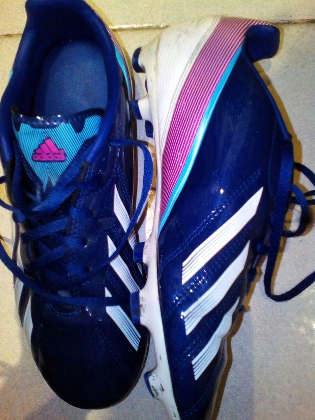 zapatillas fútbol 38