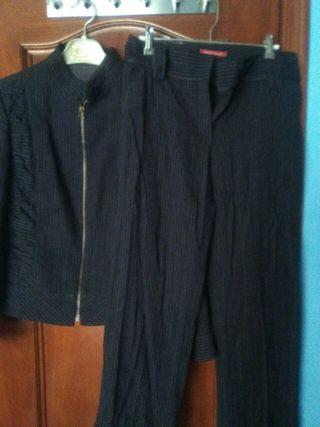 rraje d pantalon y chaqueta