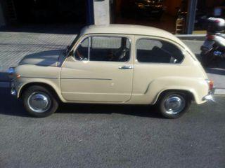 SEAT SEAT 600 1961