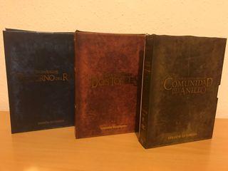 El Señor de los Anillos Trilogía Ver.Extendida DVD