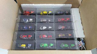 colección motogp miniatura