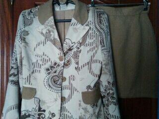 traje d chaqueta