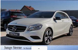 Mercedes-benz Clase A 200 Panorama llantas AMG