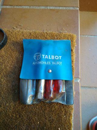 herramienta original Talbot Peugeot