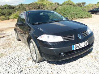 Renault Megane 2007 cdhi diesel.