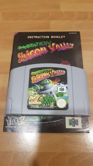 Silicon Valley Nintendo 64