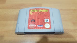 Mission Impossible Nintendo 64