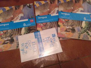 Libros de texto 5 primaria