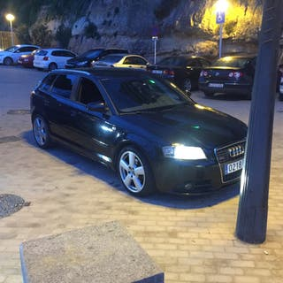 Audi A3 sporback s line urgee le sale fallo motor