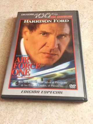 AIR FORCE ONE Dvd