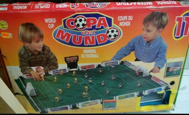 Copa Del Mundo Juego De Mesa Anos 90 De Segunda Mano Por 25 En
