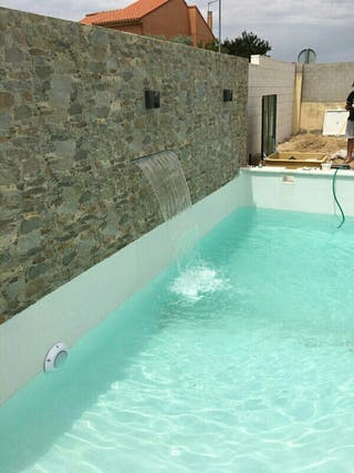 Piscinas de obra en arroyomolinos wallapop for Piscina arroyomolinos