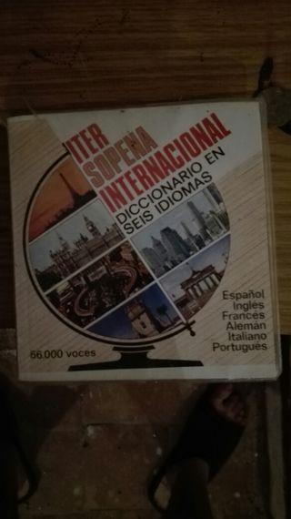diccionario internacional 6 idiomas