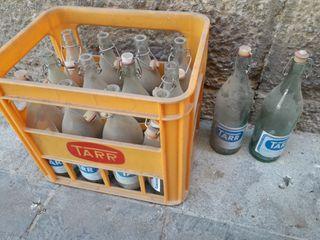 Botellas Antiguas Tarr