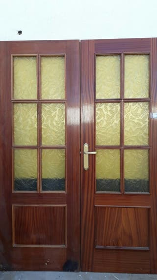 ventanas y puertas madera
