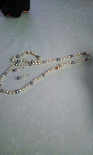 Conjunto de perlas