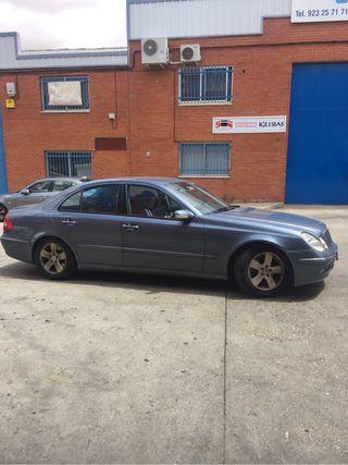 Mercedes-benz Clase E 270