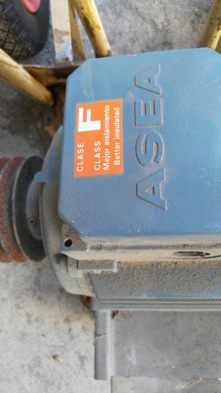 Motor electrico industrial