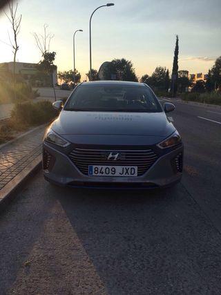 Hyundai IONIQ hibrido HEV 1,6 Mpi 105cv+32kv TECNO