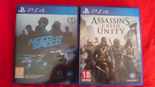 Pack Need for Speed + Assassin's Creed Unity