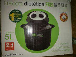 Freidora dietetica Freimatic