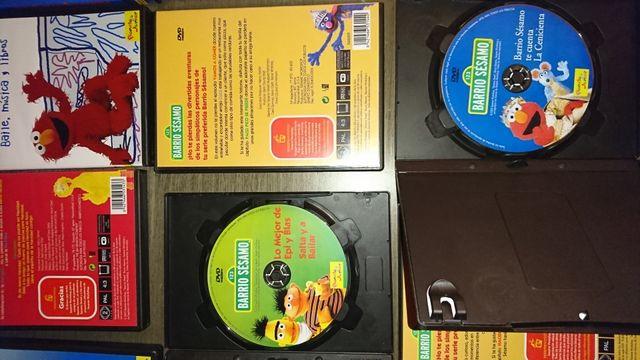 colección DVD