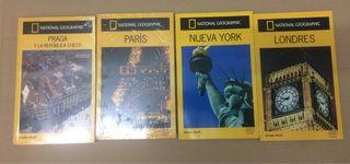 Guias de viaje National Geographic