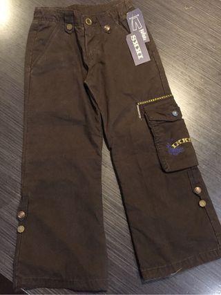 Pantalón niño nuevo marca IKKS