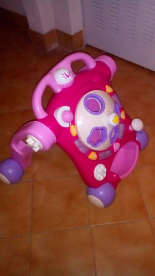 Andador juguete bebé