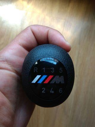 POMO PALANCA BMW M NEGRO 6V