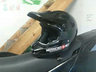 casco de cross b-scuare