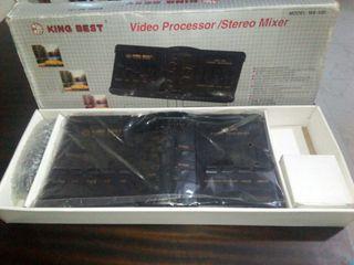 Video procesador King Best mx100